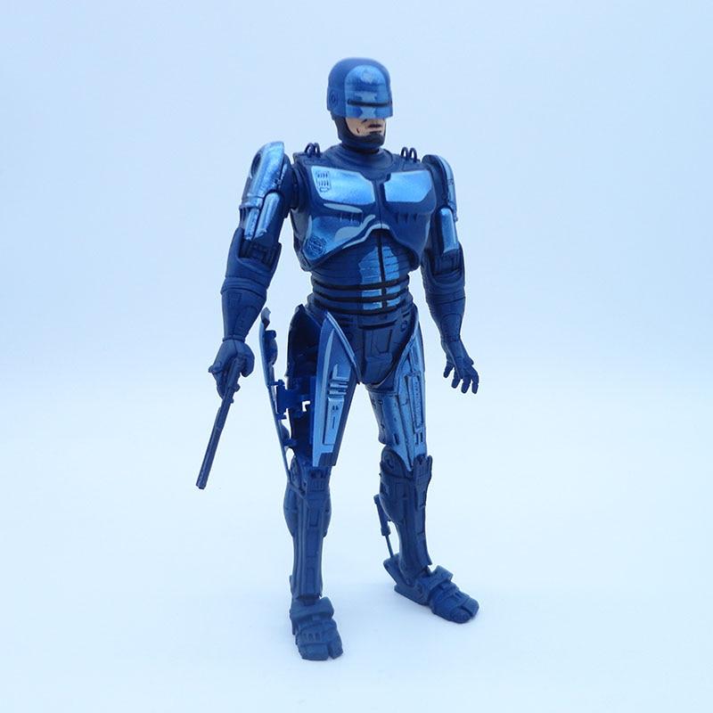 Аниме 1/8 масштаб окрашенная фигура робокоп вариант фигурка 1987 фильм ограничен синий вер. RoboCop ПВХ фигурка игрушки Brinquedos 17 см|Игровые фигурки и трансформеры|   | АлиЭкспресс