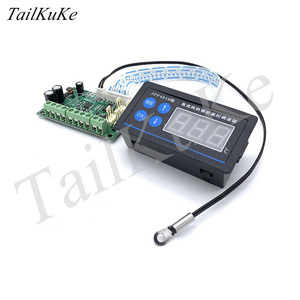 Image 2 - 48V Chassis Fan Speed Regulating Module 12V24V Draught Fan 485 Serial Port Modbus PWM Intelligent Temperature control