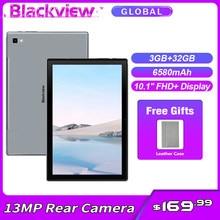 Blackview Tab 8E 10.1 ''Android 10,0 Dual 4G Anruf Tablet PC 3GB RAM 32GB ROM 10,1 zoll 13MP Kamera 6580mAh Tabletten Telefon