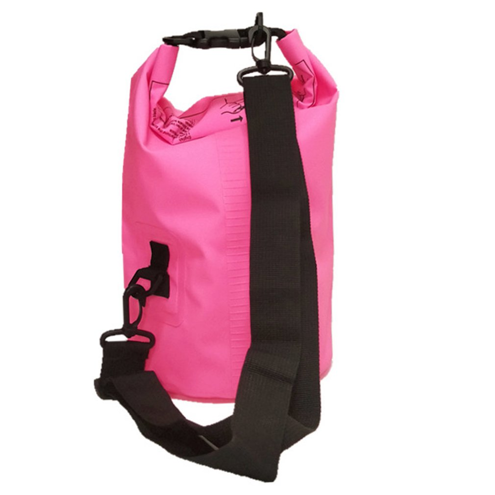 Waterproof Dry Bag Water Resistant Multi-capacity Swimming Storage Bag Pack Sack Rafting Kayaking Camping Floating