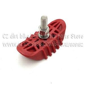 """Image 4 - Llanta para motocicleta con cerradura de tubo interno, perno de seguridad, 1,6 """", 1,85"""", 2,15 """", 2,50"""", para pit bike dirt, monkey bike"""