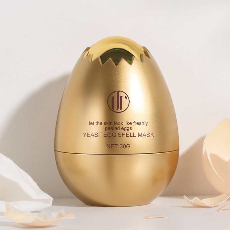 Daralis 30G Yeast Egg Moisturizing Facial Sleeping Mask Hyaluronic Acid Essence Whitening Wrinkle Black Dot Remove For Face Care