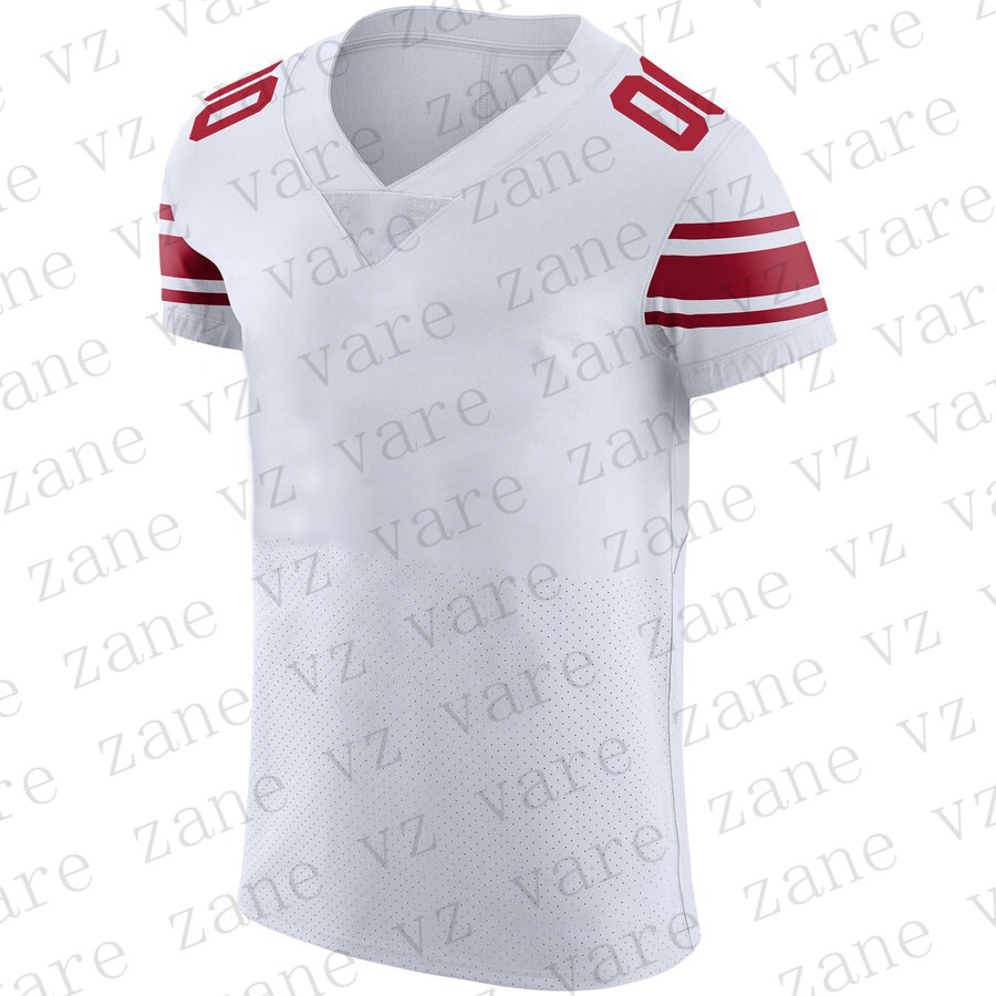 Customize New Mens American Football Jerseys Saquon Barkley Daniel Jones Sterling Shepard Cheap Jersey