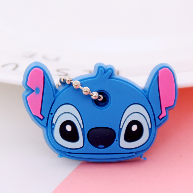 1PCS-Cute-Cartoon-Elephant-Keychain-Silicone-Stitch-Minion-Key-Cover-Key-Caps-Key-Chains-Key-Ring.jpg_640x640 (2)