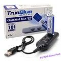 Мини usb-хаб 64G/32G настоящий синий мини-пакет с кракхедом/пакет Meth/набор сорняков/Боевой пакет для Playstation, аксессуары для игр