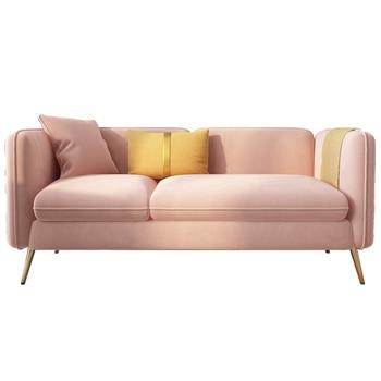 Fashion sofa pink sofa high quality living room furniture living room sofa comfortable set fabric sofa furniture home furniture living room furniture sofa tables shan farmers 1128