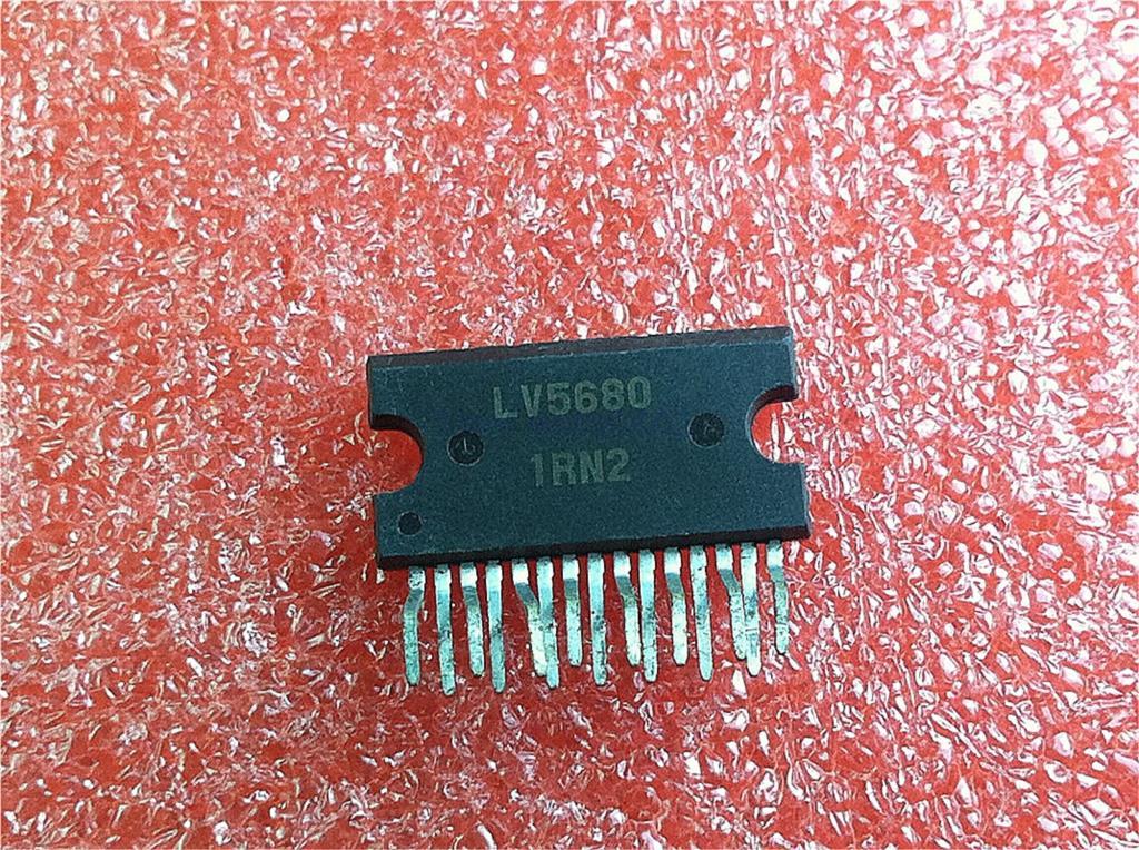 1pcs/lot LV5680 5680 ZIP15 In Stock