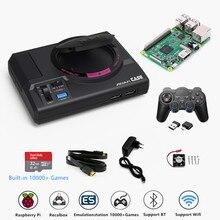 التحديثية MEGAPi لعبة فيديو وحدة التحكم دعم HDMI TV خارج التوت بي TV ريترو لعبة لاعب مع 10000 + ألعاب ل GBA/CP الخ