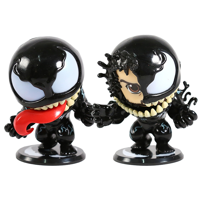 Marvel Venom Eddie Brock PVC Action Figure Collectible Model Toy