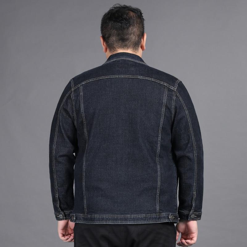 Брендовая мужская куртка из натуральной свиной кожи, модная уличная теплая верхняя одежда из овечьей шерсти в американском стиле, Высокока... - 2