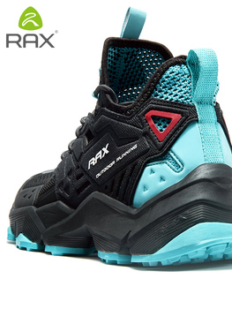 Rax  Men Hiking Shoes Spring Summer Hunting boot Breathable Outdoor Sports Sneakers for Lightweight Mountain Trekking - discount item  64% OFF Sneakers
