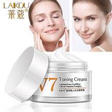 LAIKOU Face Whitening Cream 50g Removal Freckle melasma pigment Melanin sunburn Anti Aging Wrinkles Acne Hyaluronic Face Cream