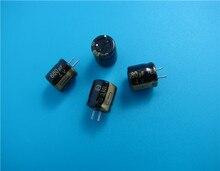 50 Uds nuevo Matsushita FL 680UF 4V 8X9MM 4V680UF placa base CPU condensador electrolítico 680 uF/4 de oro V 4v 680uf
