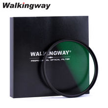 Walkingway Slim MC UV Filter Dslr-Camera Lens Filter 77mm Ultra-Violet Protector Lens Filtro 58mm 37/43/46/49/55/58/67/72/82mm