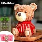 3D Teddy Bear Silico...