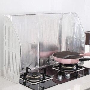 Перегородка Kichen аксессуары для масла обеспечивают маслостойкую кухонную утварь алюминиевая фольга маслостойкая кухонная двойная термост...