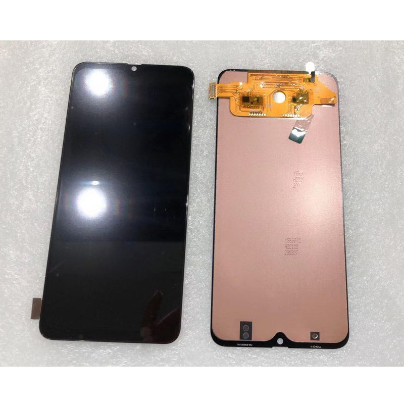 For <font><b>Samsung</b></font> Galaxy <font><b>A70</b></font> A705/DS A705F <font><b>LCD</b></font> Display With Touch Screen Digitizer Assembly A705FN A705GM A705MN <font><b>lcd</b></font> with frame image