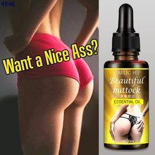 Hip Lift Up Sedere Olio Essenziale di Massaggio Enhancer Hip Culo Butt Allargamento Cellulite Crema Lifting Rassodante per Le Donne Big Butt(China)