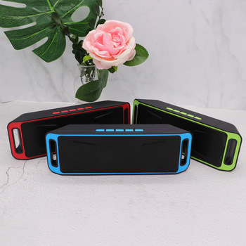 SC208 Wireless Bluetooth Speaker Computer Mini Dual Speaker Portable Small Stereo Car Subwoofer Support Bluetooth Hot Selling image