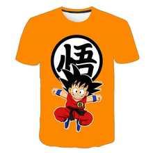 4-14t criança legal menino menina anime japonês imprimir camiseta verão camisa de manga curta unisex moda crianças roupas novas tshirts