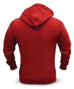 Image 5 - Mutant erkek kış yün gevşek ceket atlet tişörtü erkek polar Hoodies Stringer vücut geliştirme spor gömlek uygun