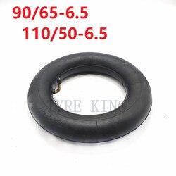 Высокое качество 90/65-6,5 внутренняя трубка 110/50-6,5, внутренняя шина, детали из бутила и резины 49cc Mini Rocket Bike Pocket Bike, Электрический скутер