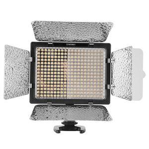 Image 5 - Yongnuo YN300 III YN300III 3200k 5500K CRI95 كاميرا صور LED الفيديو الضوئي اختياري مع التيار المتناوب محول الطاقة + NP770 عدة البطارية