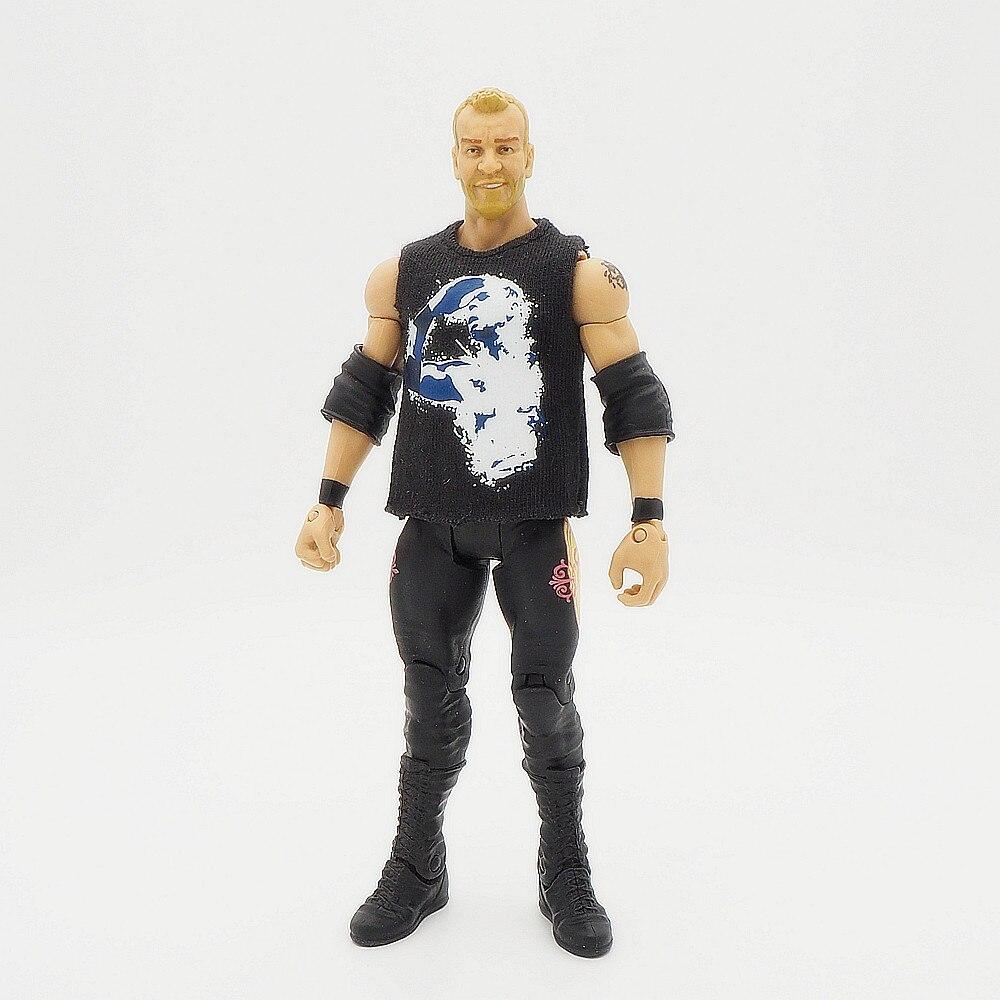 Wrestling gladiators Action figures Wrestler SuperHeroe Kids Gift Toys Christian Vest