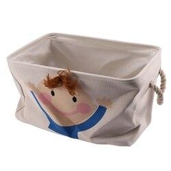 LUDA składany kosz na pranie dla dzieci kosz do przechowywania zabawek rozmaitości książki organizator schowek torba do przechowywania ubrań