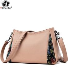 цена на New Leather Hobos Luxury Handbags Women Bags Designer Handbags High Quality Crossbody Bags for Women Shoulder Bag Sac A Main