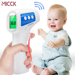 Infrared Digital-Thermometer Forehead Non-Contact Adult Lcd-Backlight MICCK Baby