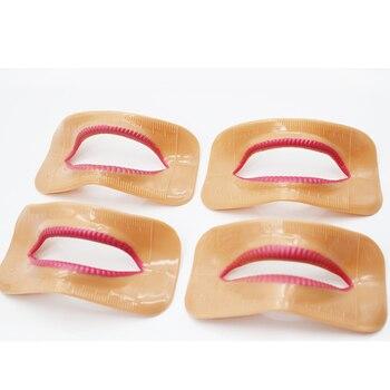 4 pcs Different Shape Lip Model Dental tools Dental Denture Lab Denture Laboratory Mouth Measuring Lip Measurement Tool dental lab equiments dental hydraulic press for dental restoration denture molding press unit with pressor