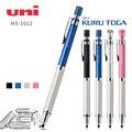 Uni kuru toga metal lápis mecânicos M5-1012 estudante arte manga grande desenho esboço inquebrável chumbo núcleo rotativo 0.5mm