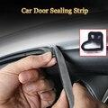 Автомобильные стильные резиновые автомобильные дверные уплотнительные полосы  наклейки на багажник  звукоизоляция  водонепроницаемый упл...