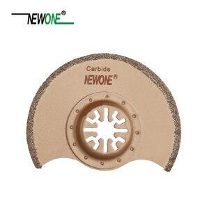 Image 4 - NEWONE Carbide Dao Động Dụng Cụ Lưỡi Cưa Đa Dụng Cụ Cắt Tỉa Tóc Thấy Renovator Lưỡi Cưa Cho AEG, fein Cho Gạch Bê Tông Mài