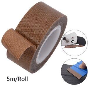 Image 1 - Foshio 5メートルptfeフェルトテープ布炭素繊維ビニールスキージラッピング車プラスチックスクレーパープロテクター窓色合いクリーニングツール