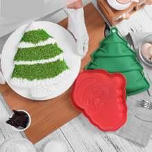 НОВАЯ РОЖДЕСТВЕНСКАЯ форма для выпечки силиконовая рождественской