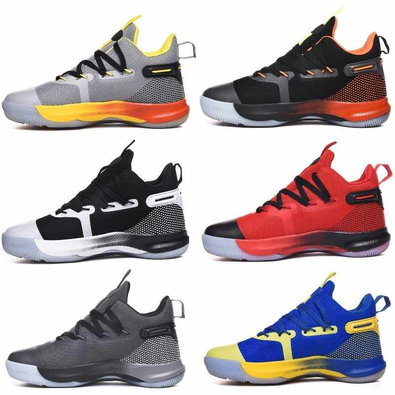 New Arrival Fly Woven Stephen Curry 6