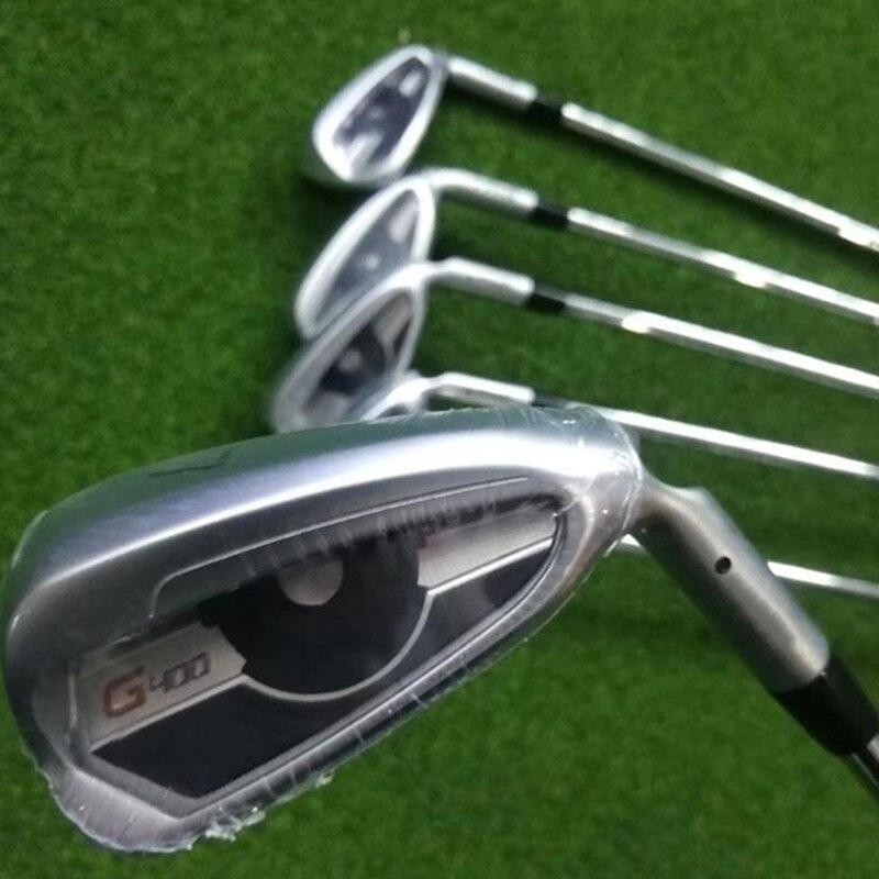 Hot Sale Golf Irons Set G400 Clubs Golf Irons G400 Set 4-9SUW Dynamic Gold Steel Shafts DHL Free Shipping