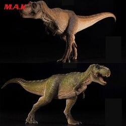 1/35 тираннозавр рекс 170110/170127 Юрский маньяк коллекция моделирования для мальчиков игрушка динозавр модель подарок 41 см в наличии товары