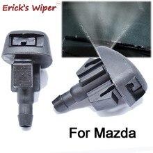 Erick's стеклоочиститель, 2 шт., Омыватель лобового стекла для Mazda 3 BL 2008 - 2013 OE # L206-67-510