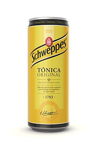 Schweppes Tonic Water Dose - 33cl