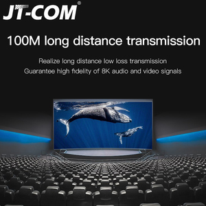 Image 4 - 8K כבל 2.1 120Hz 48Gbs אופטי סיבי HDMI 2.1 2.0 כבל אולטרה גבוהה מהירות HDR eARC עבור HD טלוויזיה תיבת מקרן PS4 כבל HDMI