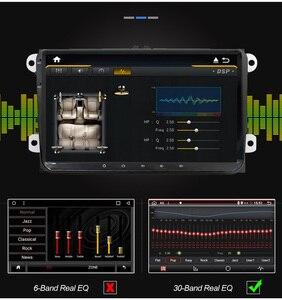 Image 4 - Eunavi Radio Multimedia con GPS para coche, Radio con reproductor DVD, Android, 2 Din, para VW, GOLF 5, 6, Polo, Bora, Jetta, Passat b6, b7, Tiguan, Subwoofer, Autoradio