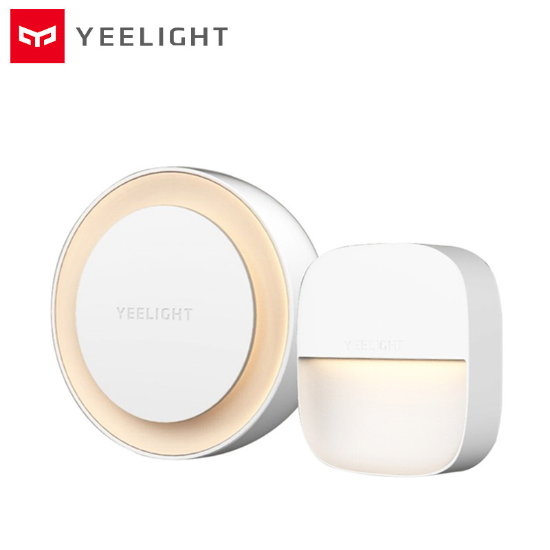 YEELIGHT Smart Night Light 0.4W Energy Saving Lighting Low Power Consumption With Light Sensor For Baby Nursing 220V