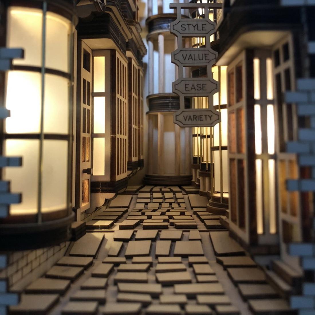 H22559c1503284956ba86e2457514b091N - Robotime - DIY Models, DIY Miniature Houses, 3d Wooden Puzzle