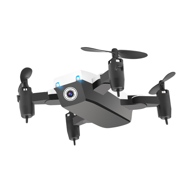 New Style D9 Mini Folding Quadcopter Set High Unmanned Aerial Vehicle WiFi Real-Time Aerial Remote-control Aircraft S9