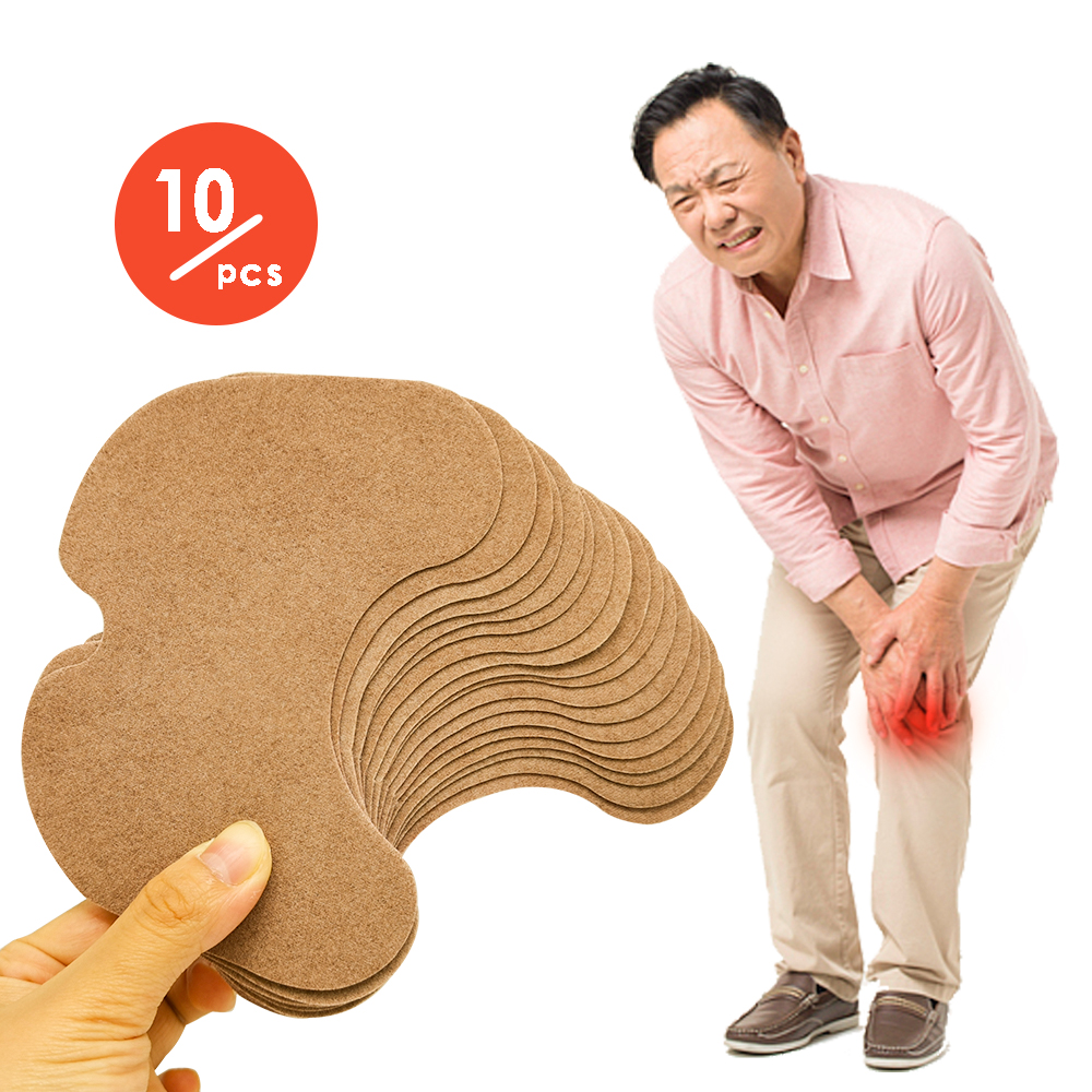 20pcs Knee Plaster Sticker Chinese Herbal Medicine Joint Ache Pain Relieving Paster neck patch Wormwood Medical Patches(China)