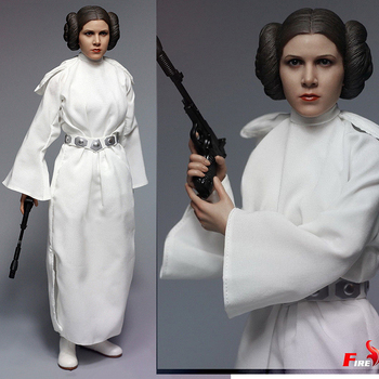 In stock 1/6 scale AFIRE A012 Full Set new hope Princess Leia action figure toy for collection set 1 6 pl2016 85 female hunter huntress arhian full set action figure models collections