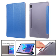 Tablet case for funda Samsung Galaxy Tab S6 10.5 2019 Case SM-T860 SM-T865 PU leather flip cover stand case protective shell tablet case for funda samsung galaxy tab s4 10 5 2018 case sm t830 sm t835 pu leather flip cover stand case protective shell